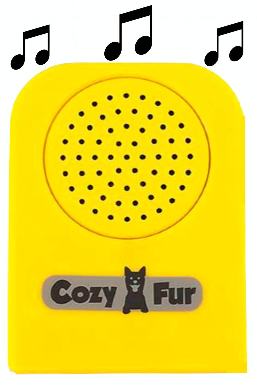 נגן מוזיקה לטיפול בחרדה לכלבים