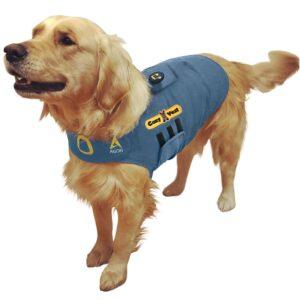 אפוד לחץ לטיפול בחרדה לכלבים